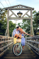 Jenn & Rich's Engagement Session in Spring Lake NJ
